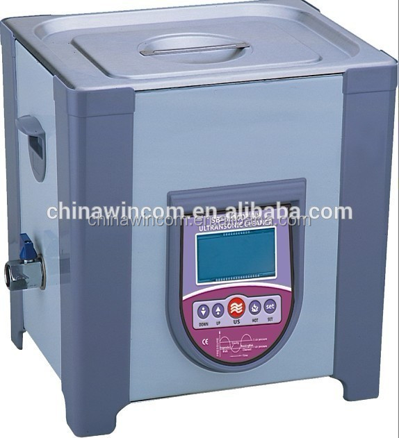 china stainless steel medical heated digital Ultrasonic cleaner