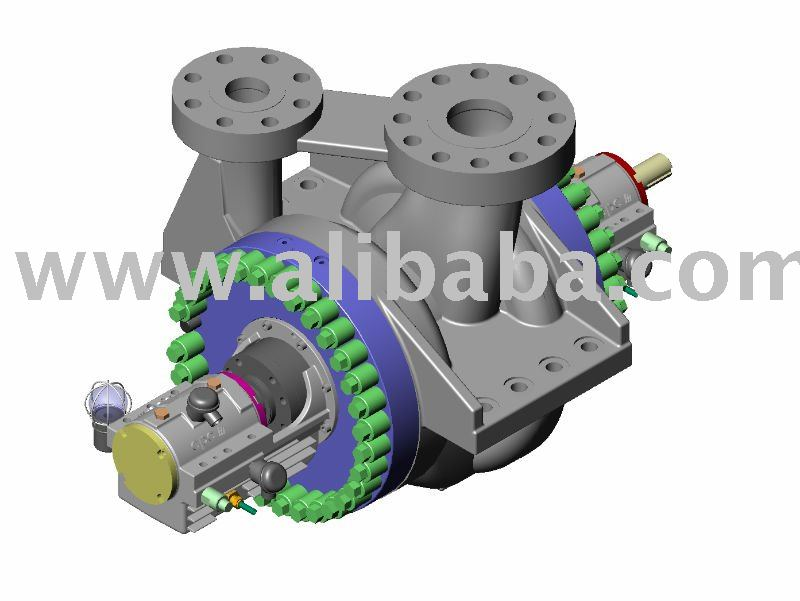 API 610 BB2 pumps