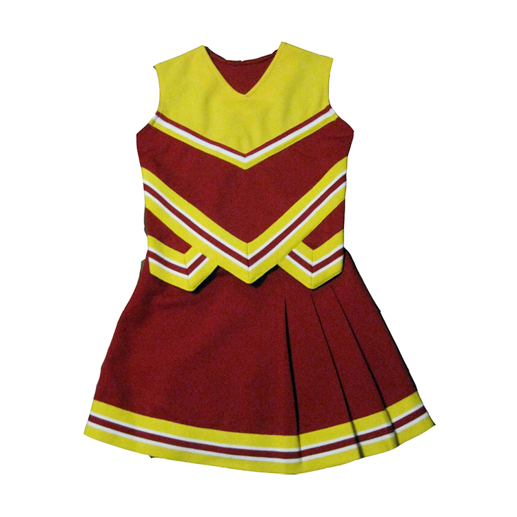 Custom Made Cheap Good Quality Performance Cheerleading Clothes