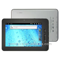 Android 4.0 most cheapest 7inch capacitive tablet pc 1.2G wifi front camera OTG 512M/4G 5 points capacitive ultra slim