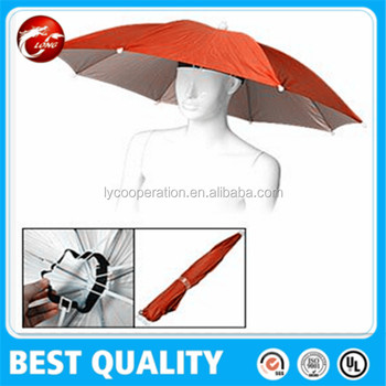 Big Sun Parasol Hat Umbrella Uv Protection - Buy Umbrella Hat b757e949dff
