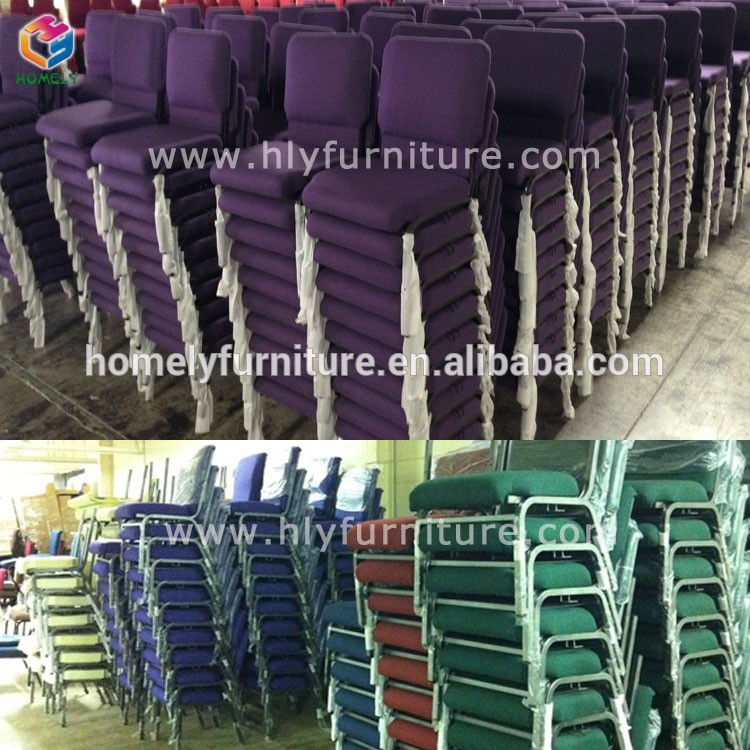 Factory wholesaling muslim church church chair used for sale HLY-C40