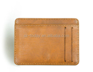 (Td-Lt23)Professional leather wallet buyers directly selling pattern card holder credit card wallet