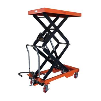 Small Hydraulic Platform Manual Scissor Lifting Table - Buy Scissor Lifting  Platform,Manual Scissor Lifting Table,Small Scissor Lift Table Product on