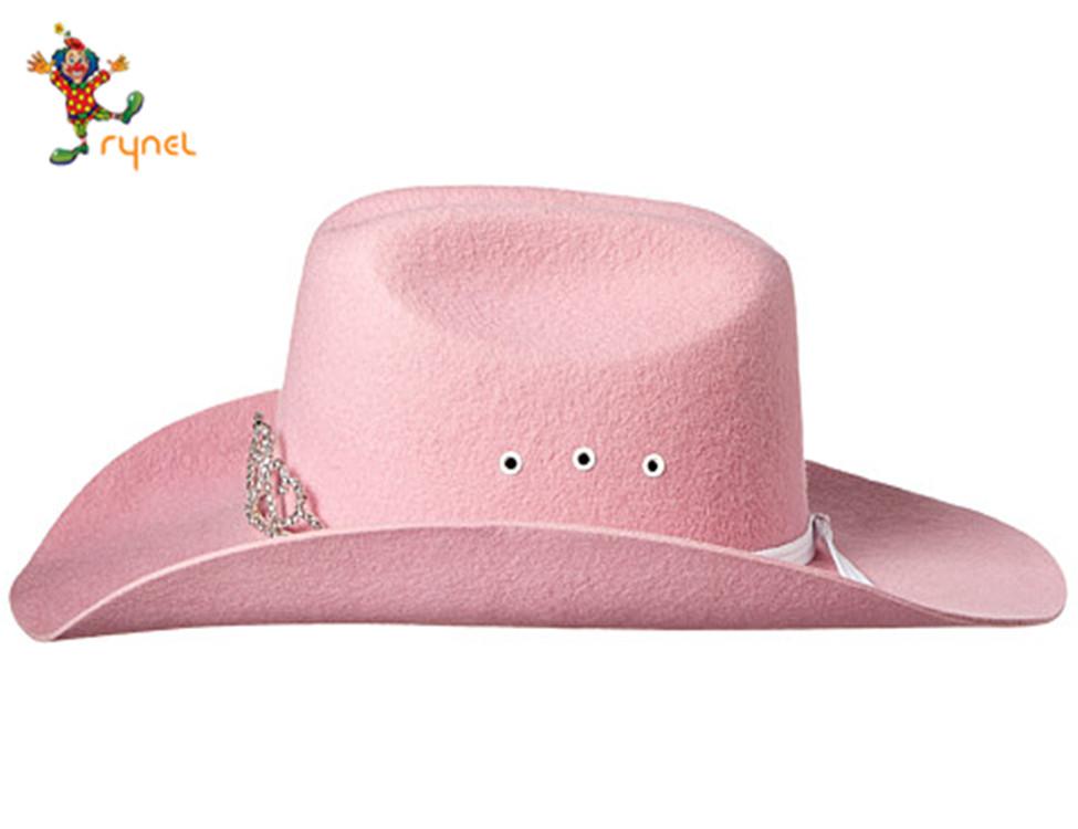 29a8fd68a9a Pgh2183 Kids Woody Children Girl Princess Cowboy Hat - Buy Kids Hat ...