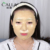OEM Brand Hydrogel Lace Face Korea Facial Mask