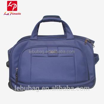 81c343dd6115 Top Quality 2 Wheels Duffle Bag Vantage Crossing Luggage Bag ...