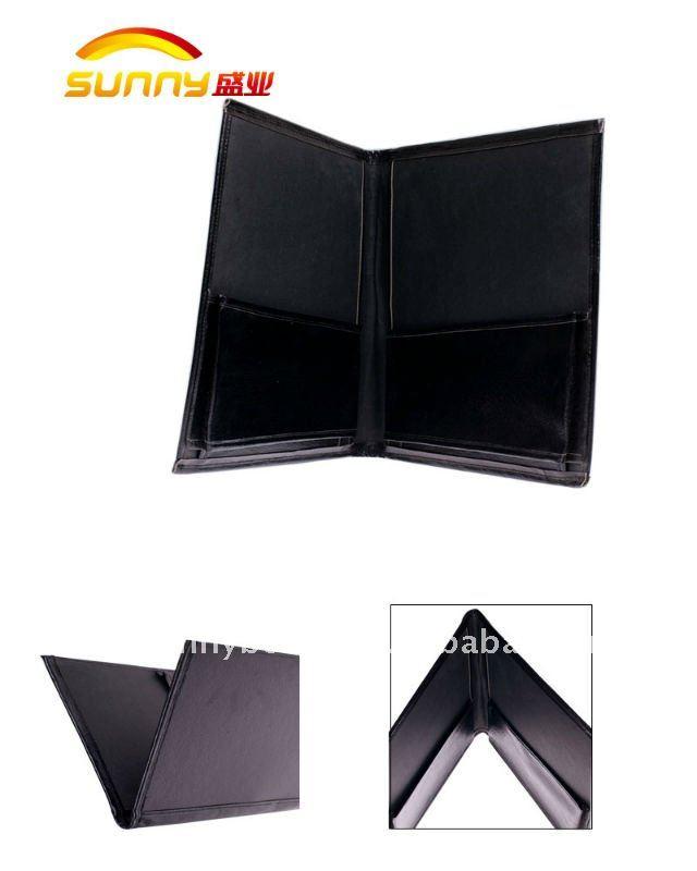 Leather Certificate Folder Buy Pp File Folder Plastic Folder