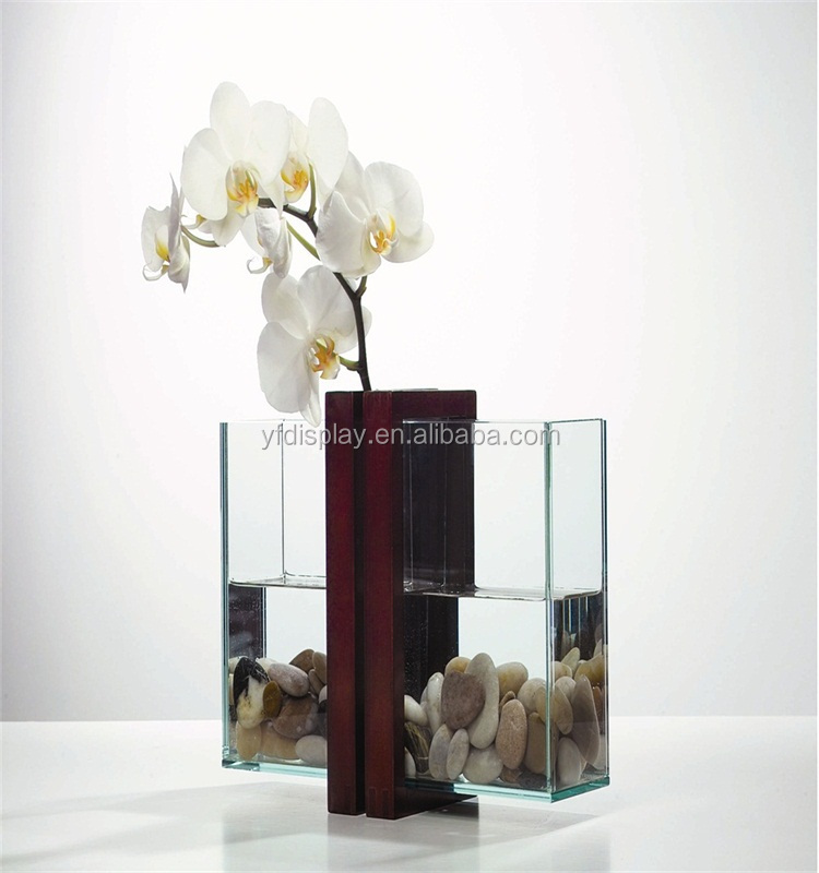 High Quality Acrylic Vase For Flower