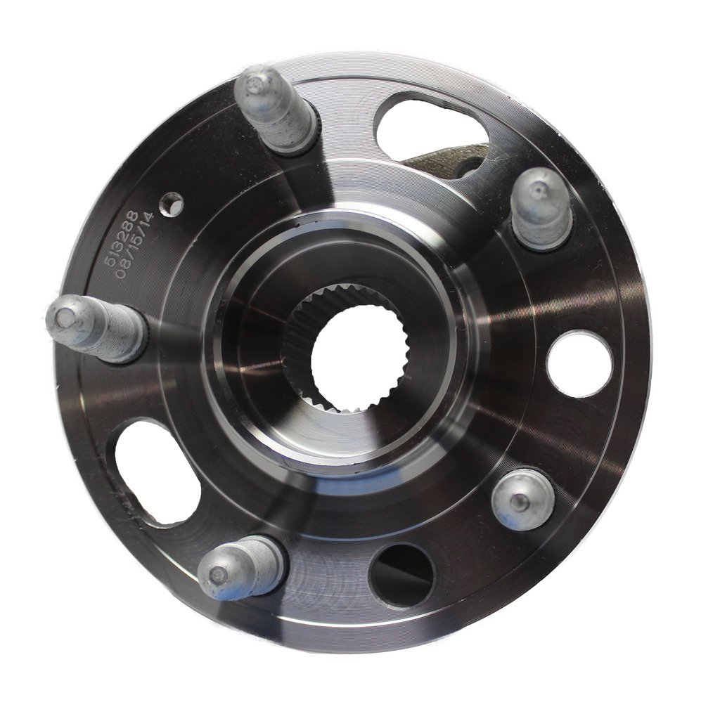 Detroit Axle Front Driver or Passenger Side Complete Wheel Hub and Bearing Assembly