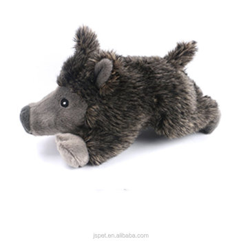 Simulation Stuffed Animal For Pet Toy: Wild Boar For Dogs With Squeaker In  Body - Buy Simulation Plush Pet Toy,Plush Toys Stuffed Animals With