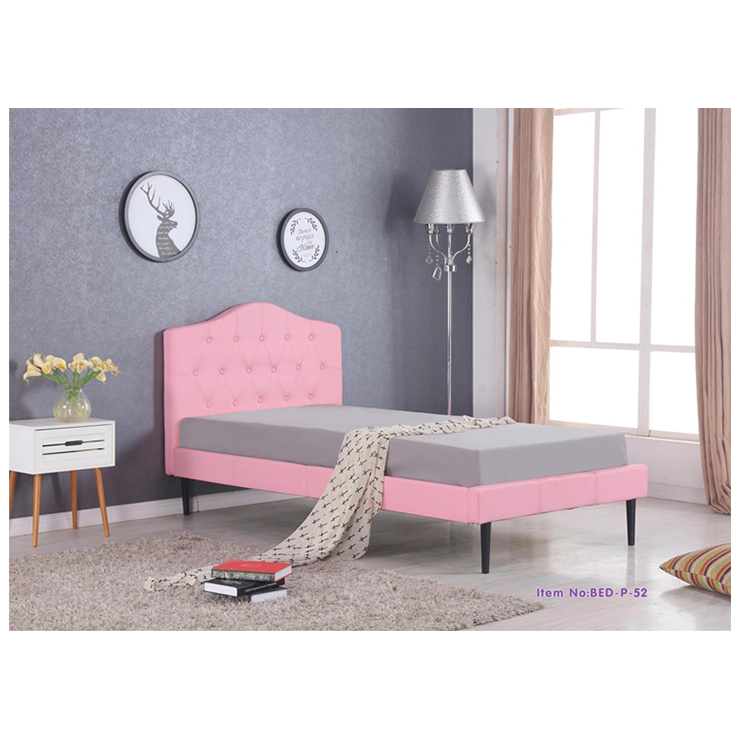 Children S Bed Design Pink Princess
