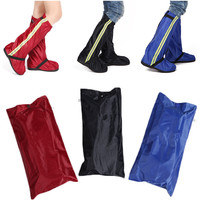 Motorcycle galosh waterproof pvc raining cover shoes