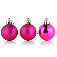pink christmas ball ornaments christmas ball background