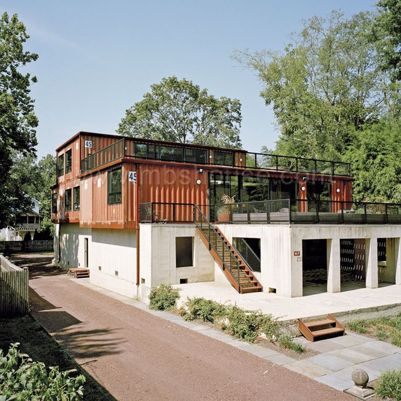 China 20ft Luxury Prefab Shipping Container Homes For Sale Prices