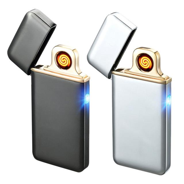 Популярность перезаряжаемых USB-зажигалок