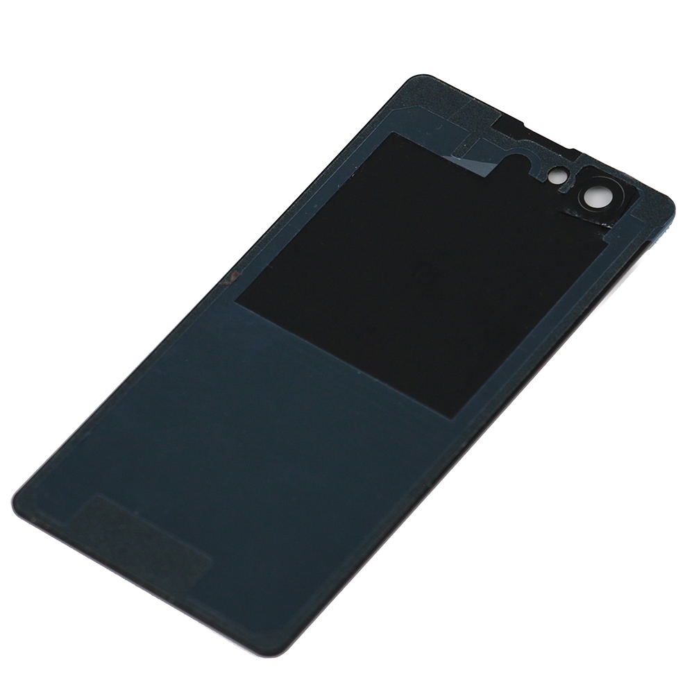 Replacement Back Cover For Sony Xperia Z1 Compact z1 mini Battery Rear Door Housing black