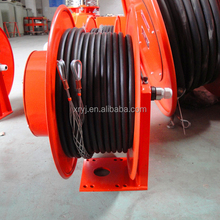 Large strength small size and light weight auto cable reel for controlling cable