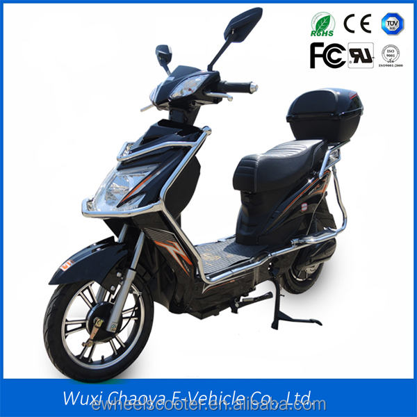 High quality pedal assist electric scooter with 500W Motor for canada market