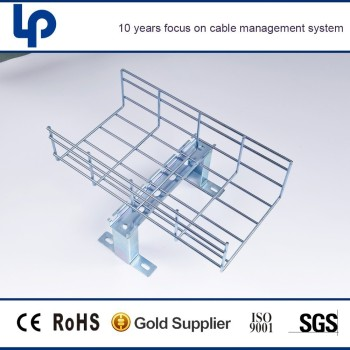 China Suppliers Metal Wire Mesh Rung Cable Tray With Rohs Sgs ...