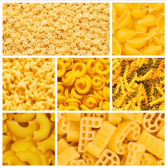 Hot Sale New Style Automatic macaroni pasta production line,pasta making machine,pasta processing machine