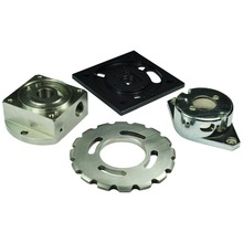 Customized High quality precise stainless steel cnc Machining parts
