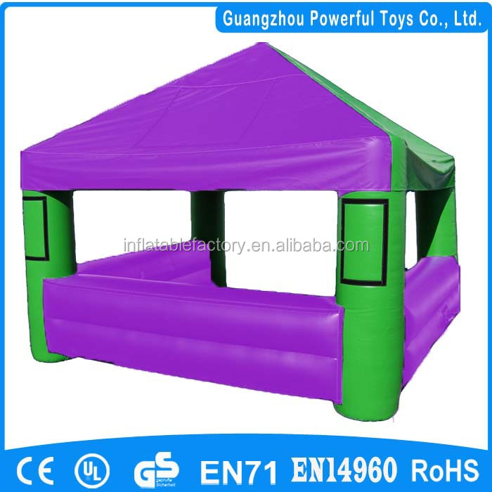mini inflatable exhibition stand for sale