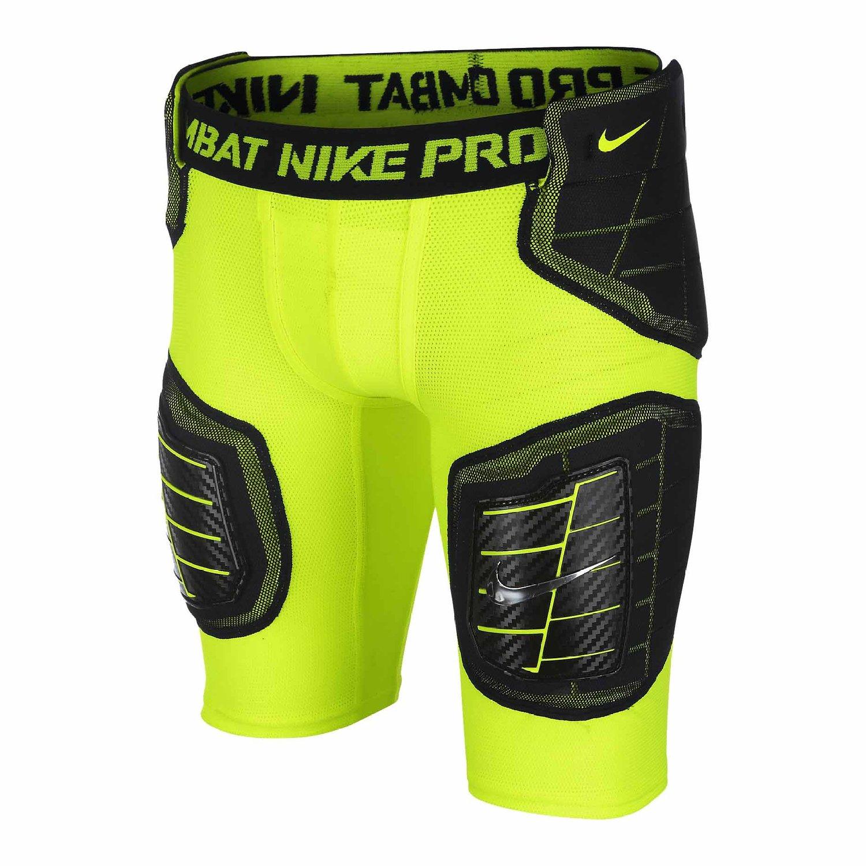 b73d18d6f92e Get Quotations · Nike Big Boys  (8-20) Pro Hyperstrong Hardplate Football  Shorts