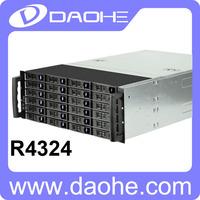 Daohe 2u 8 Bays Rackmount Hotswaps Storage Chassis With 4*8038 ...
