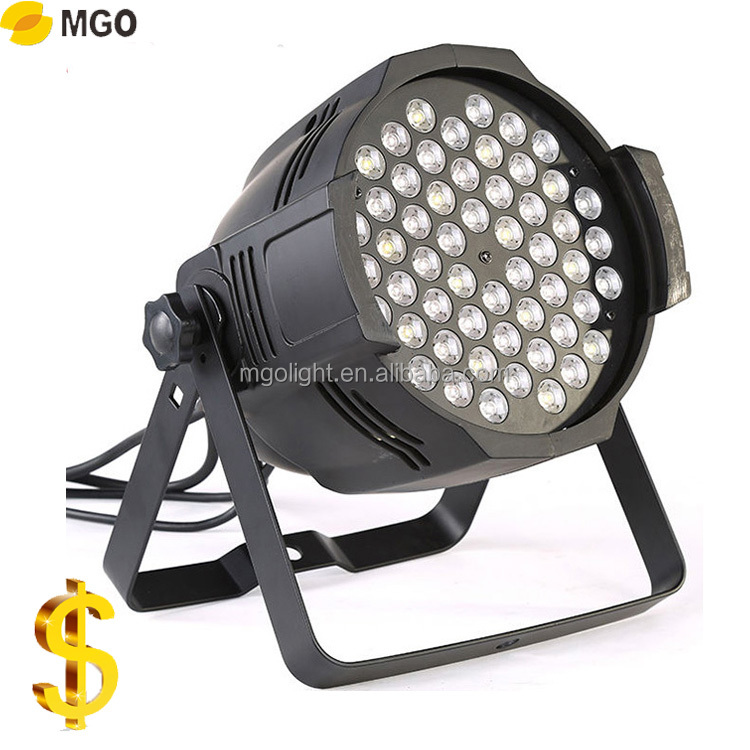 Lower Price 54PCS*3W Led Color Wash Dj Disco Led Par Light
