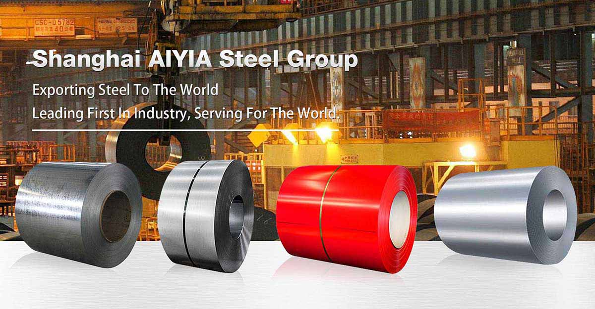 Production commercial cold rolled steel tape