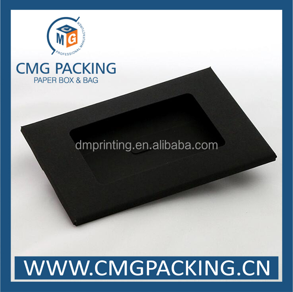 High quality kraft paper envelope with window