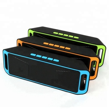 Wireless Stereo Speaker for Android Support SC208 Speaker for iPhone 6 7 8 x