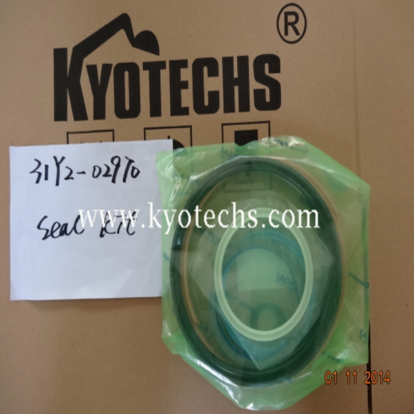 BUCKET SEAL KIT FOR 31Y2-02970 HL770-7 HL770-7A HL770