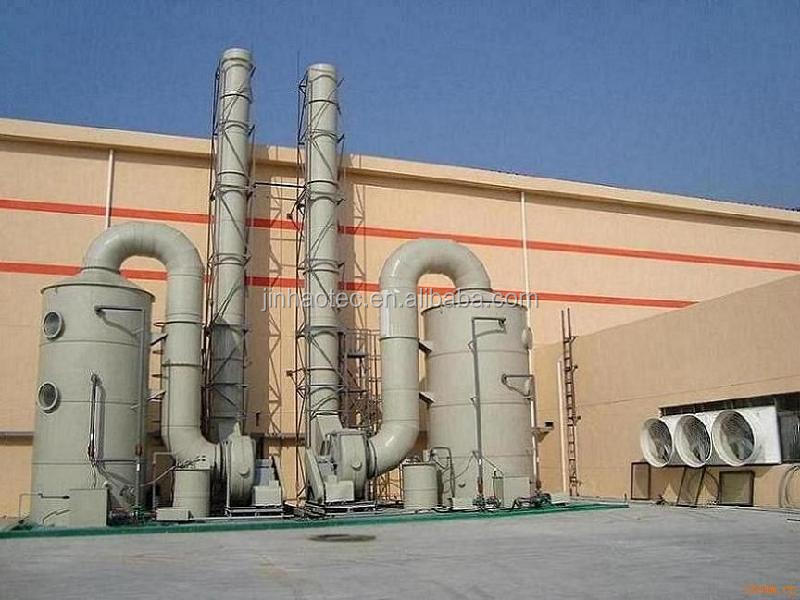 Supply High Quality And Service Waste Gas Treatment