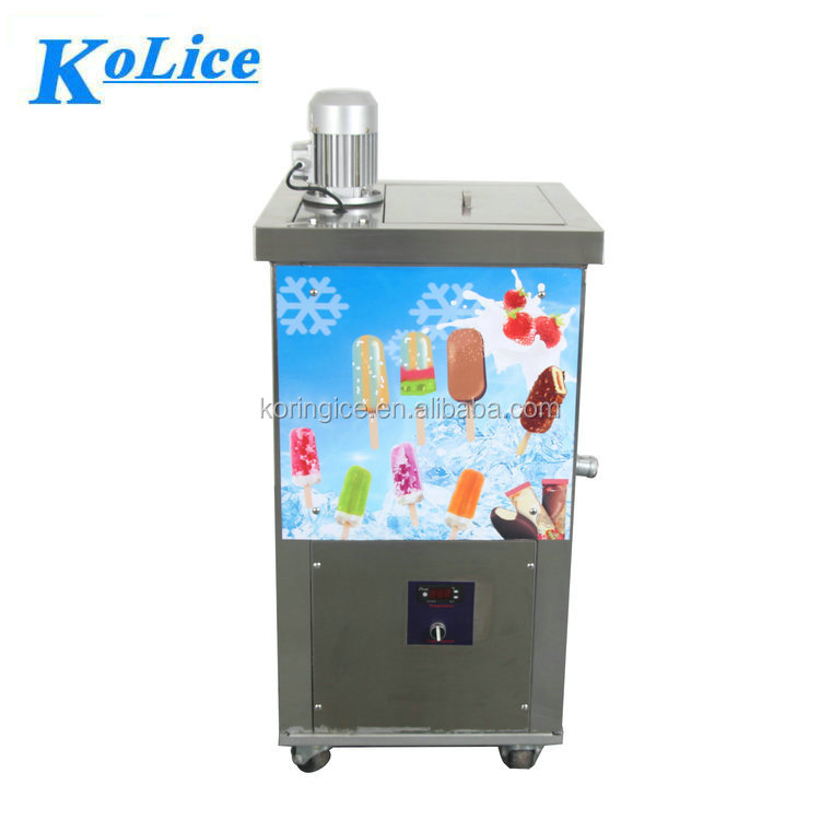 Professional factory supply cheap commercial stainless steel ice popsicle machine fry ice cream machine