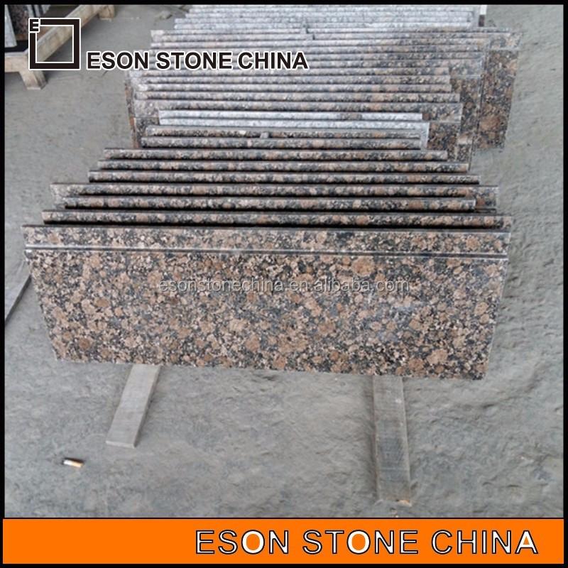 eson piedra finlandia bltico marrn escalones de piedra natural de granito pulido