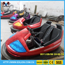 2016 classic high quality steel vintage dodgem bumper car for sale