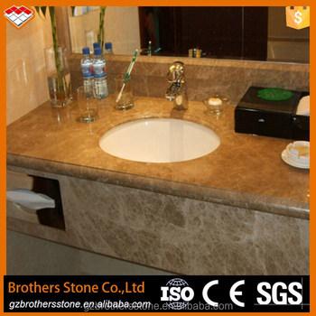 Top Quality Light Emperador Marble Slab Brown Marble Tiles Cheap - Marble slab for bathroom vanity