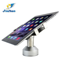 2016 new technology security alarm stand for ipad, security display for tablet
