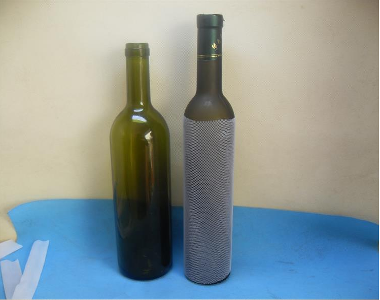 wine bottle pp net/plastic net