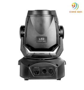 High Brightness Triple Prism 90W Spot Wash DMX512 Control Moving Head Lighting