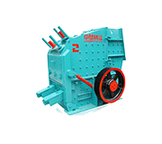 Hot selling small aggregate impact crusher horizontal impact crusher 1515