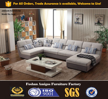 Modern Leisure contemporary sectional living room furniture