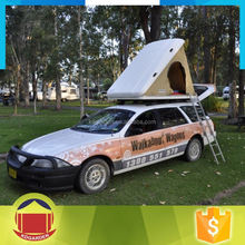 Populares pop up car roof Top carpa
