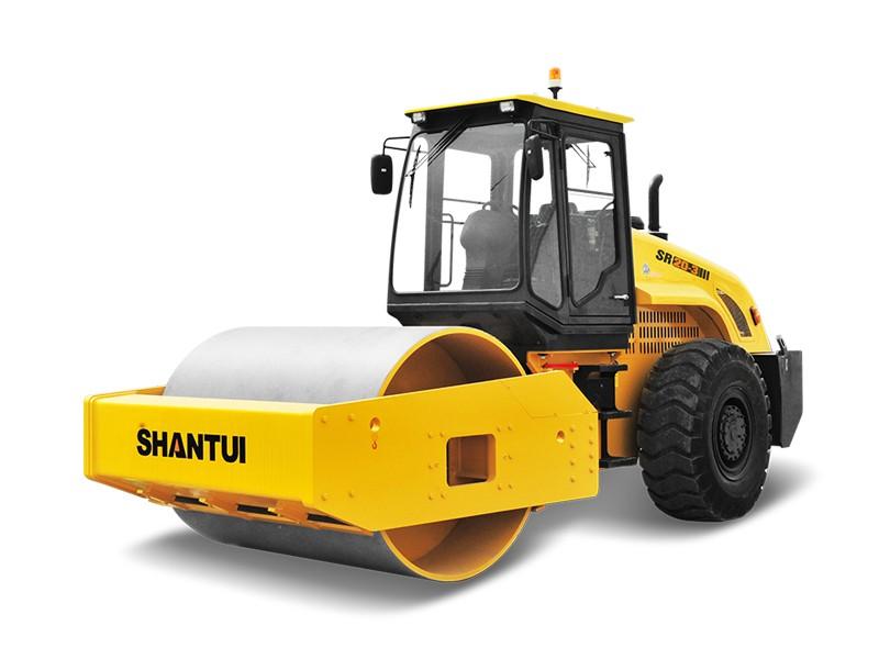 Shantui kleine schranklader voor bouwmachines