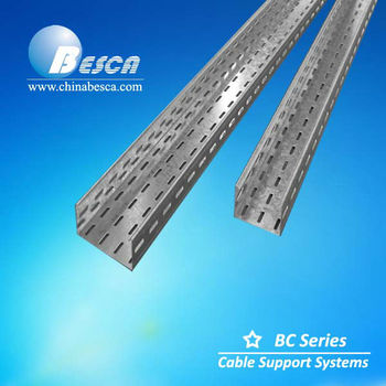 Galvanized Wall Bracket For Cable Tray Buy Wall Bracket