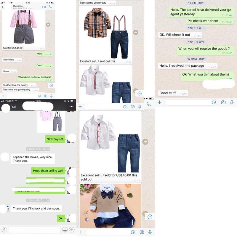 ขายส่งแฟชั่นเด็กเสื้อผ้าแฟนซี little remake girls boutique ชุดเสื้อผ้า outfits