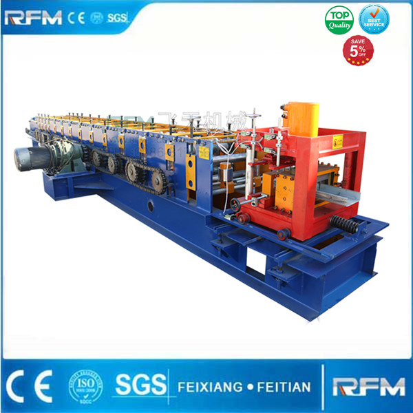 C Z Type Building Material Roof Purlin Roll Forming Machinery