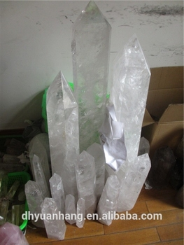 how to clean quartz crystals